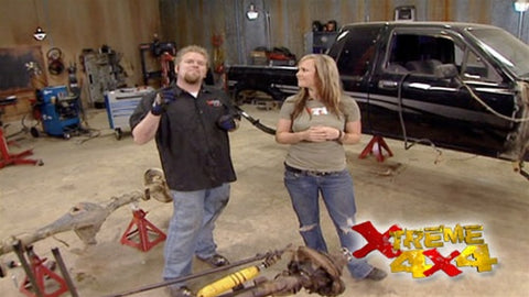 "Xtreme 4x4 DVD (2007) Episode 18 - ""Twin Toyota Part II  Trail payoff"""
