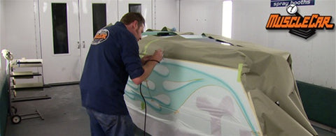 "MuscleCar DVD (2010) Episode 20 - ""The Ultimate '33 Hot Rod Paint"""