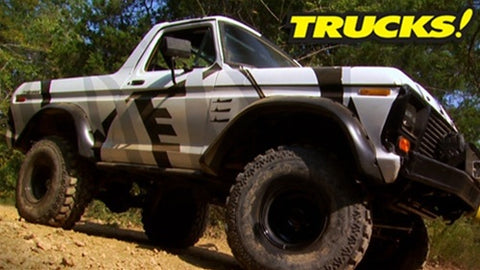 "Trucks! DVD (2010) Episode 19 - ""Das Bronco Payoff"""