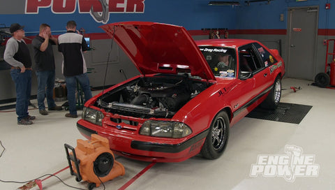 Engine Power DVD (2018) Episode 05 - Coyote-Powered LX