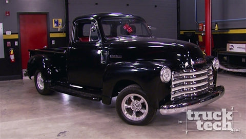 Truck Tech DVD (2014) Episode 22 - Classic Chevy/Modern Ford