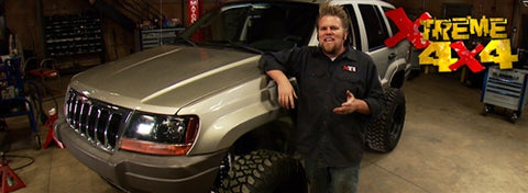 "Xtreme 4x4 DVD (2012) Episode 02 - ""Expedition Jeep Grand Cherokee / Part II"""
