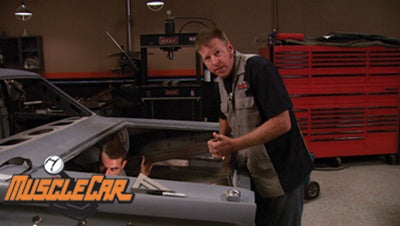 "MuscleCar DVD (2008) Episode 23 - ""Comet Leaf Springs Measure"""