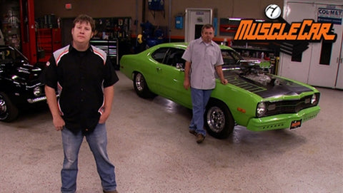 MuscleCar DVD (2013) Episode 17 - Olds Fuel Tank and Racing 101
