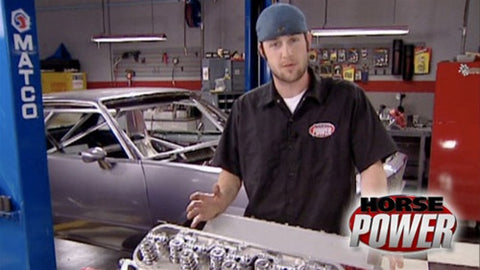 "HorsePower DVD (2007) Episode 07 - ""Project EZ Boo Gets Some Serious Horsepower"""