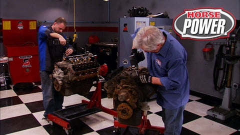 "HorsePower DVD (2012) Episode 10  - ""Twin Ford 351 Builds"""
