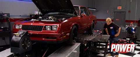 "HorsePower DVD (2009) Episode 14 - ""454 meet 85 Monte Carlo"""