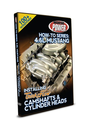 How-To Series: How To Install 4.6L Mustang Camshafts and Cylinder Heads DVD