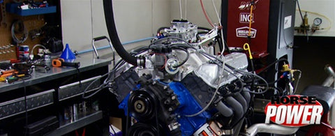 "HorsePower DVD (2009) Episode 04 - ""Budget 460 Big Block"""