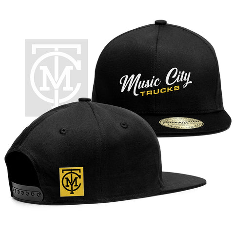 Music City Trucks Hat (CAP-102)