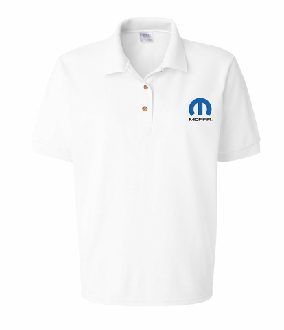 Mopar Ladies Polo Shirt (LPS-018)