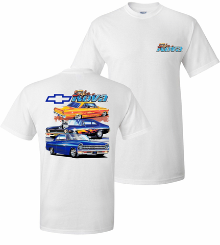 Chevrolet Super Nova Shirt (TDC-126)