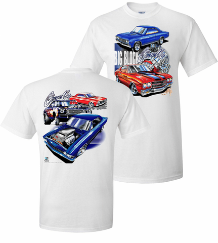 Chevelle Big Block Shirt (TDC-146)