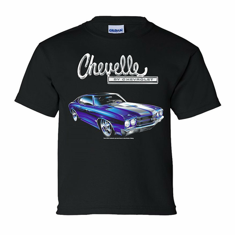 Chevelle Youth Shirt (TDC-154Y)