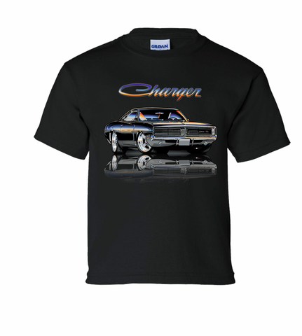'69 Charger Youth Shirt (TDC-160Y)