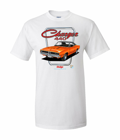 '69 Dodge Charger Shirt (TDC-163)