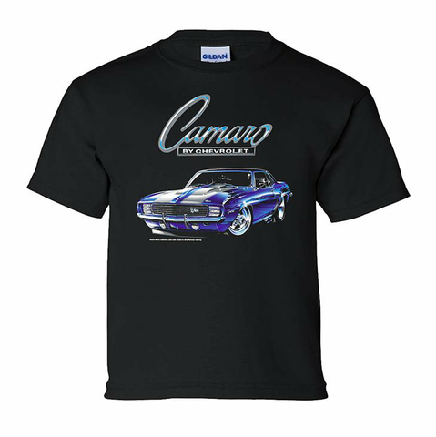 '69 Camaro Youth Shirt (TDC-175Y)