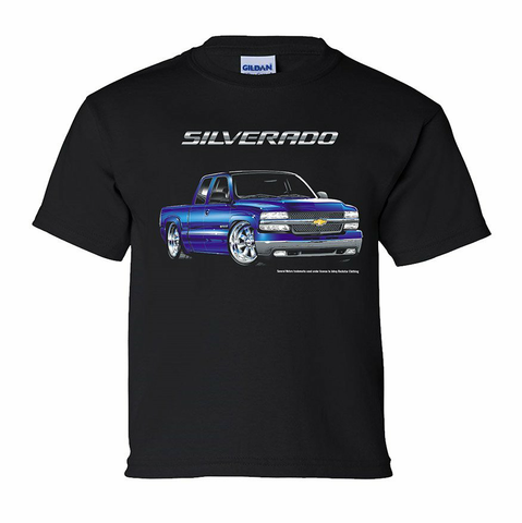 Silverado Youth Shirt (TDC-176Y)