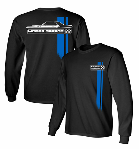 Mopar Garage Challenger Long Sleeve Shirt (TDC-191)