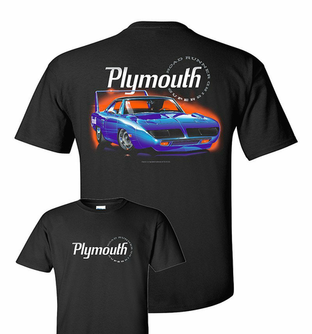 '70 Superbird Road Runner Shirt (TDC-217)