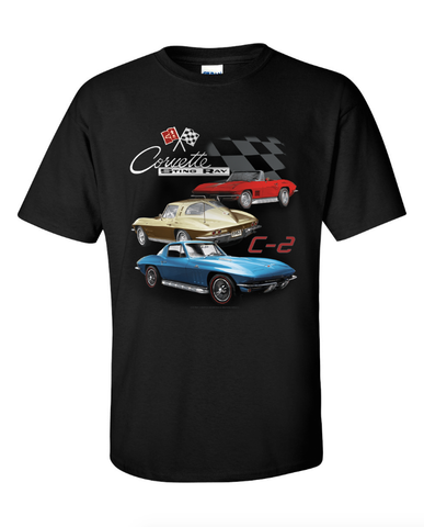 C2 '65 Corvette Shirt (TDC-241)