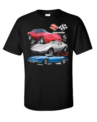 C3 '70 Corvette Shirt (TDC-242)