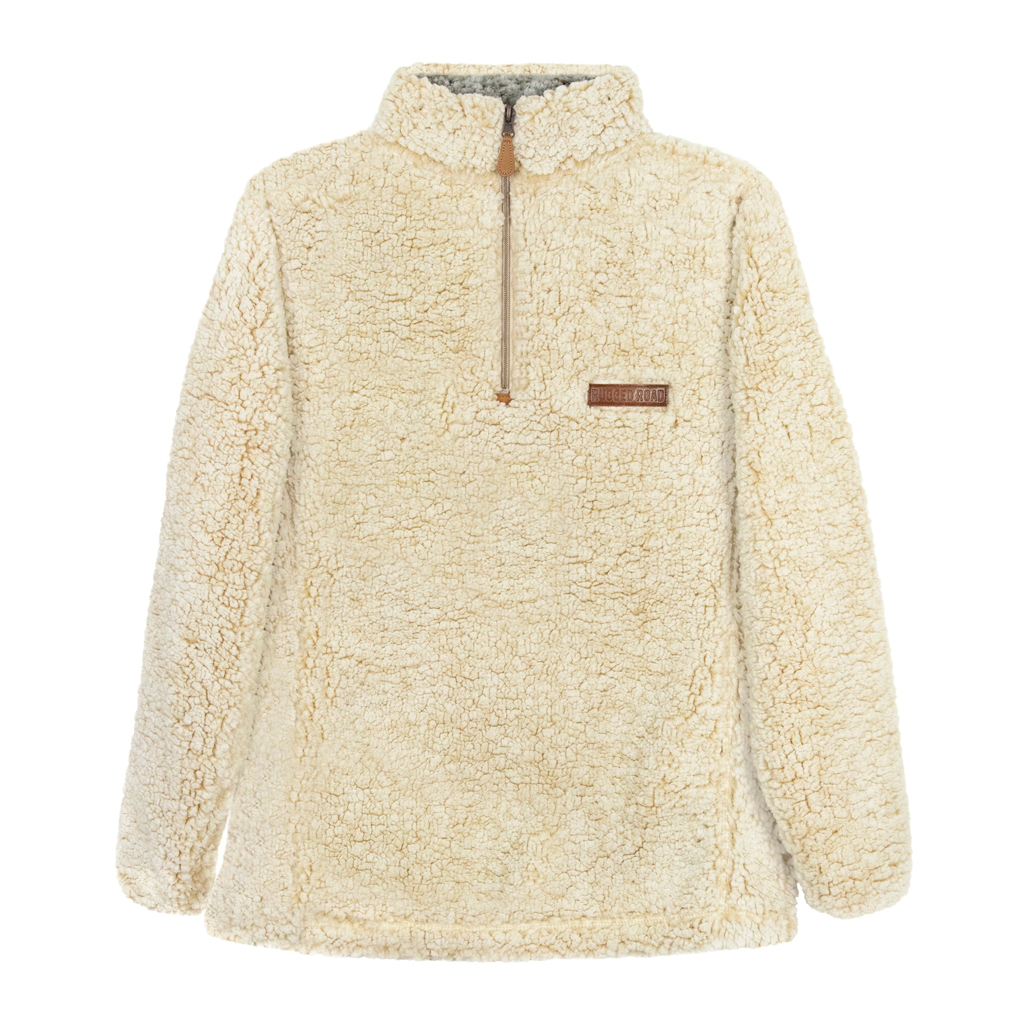 Bombogenesis Winter Pullover | Cream