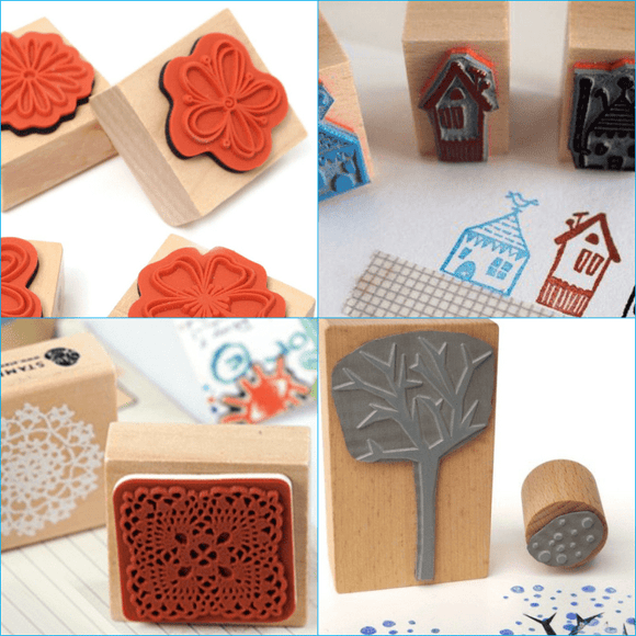 See RUBBER for Stamps