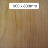 SA ARGUS LASER Supplies selling 3mm MDF with Cherry veneer