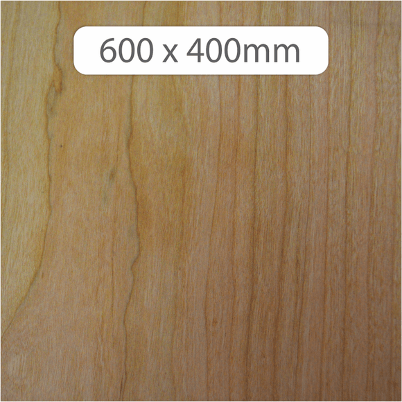 SA ARGUS LASER Supplies selling 3mm MDF with Cherry veneer wood