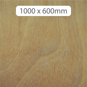 3mm Okoume Plywood 1000x600mm