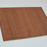 3mm MDF with Sapele veneer 600x430mm