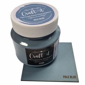 Craft-It Paint 125ml - Pale Blue