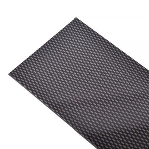 2mm ABS Carbon Foil 1000x600mm
