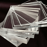 Perspex acrylic online sales, buy cut size 1000 x 600mm. Cast Clear