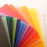 Perspex acrylic online sales, buy cut size 1000 x 600mm. FROST Lemon 3mm