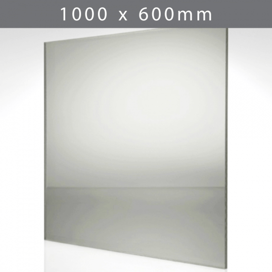 Perspex acrylic online sales, buy cut size 1000 x 600mm. TINT Neutral 3mm