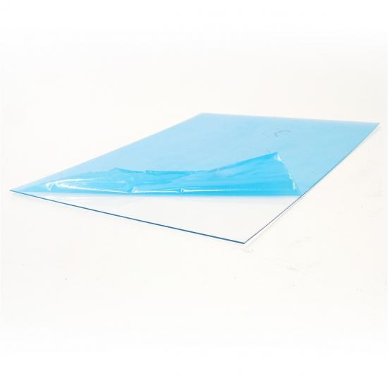 Perspex acrylic online sales, buy cut size 1000 x 600mm. PETG 0.5mm