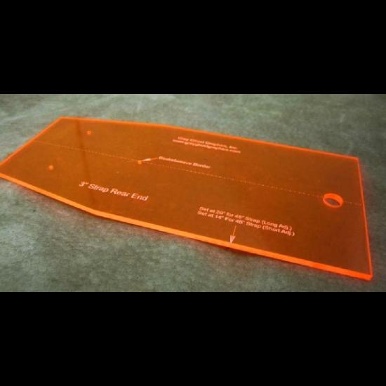 Perspex acrylic online sales, buy cut size 1000 x 600mm. fluorescent.