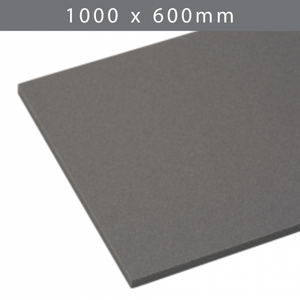 Perspex acrylic online sales, buy cut size 1000 x 600mm. STD Grey 3mm