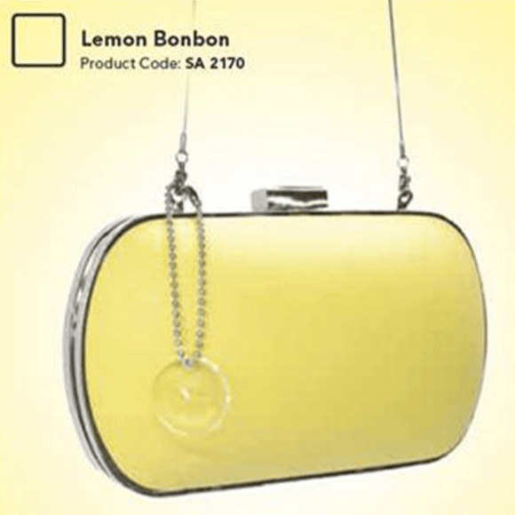 3mm Lemon Bon Bon Pastel SA2170, 1000x600mm
