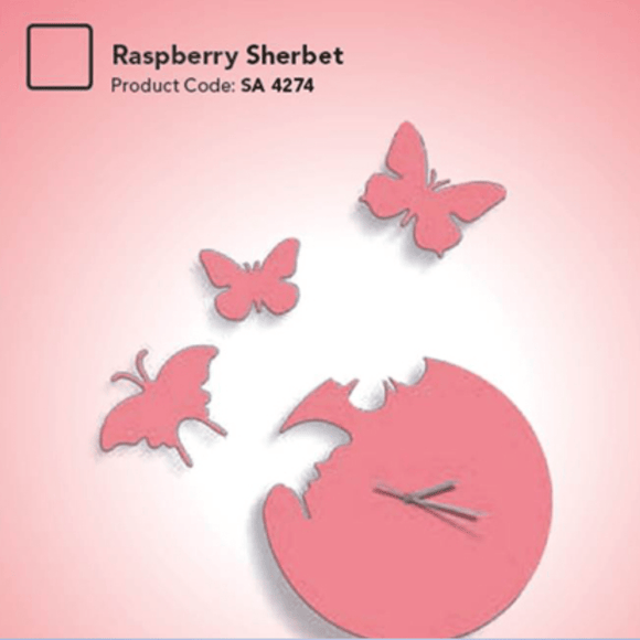 3mm Raspberry Sherbet Pastel SA4274, 1000x600mm