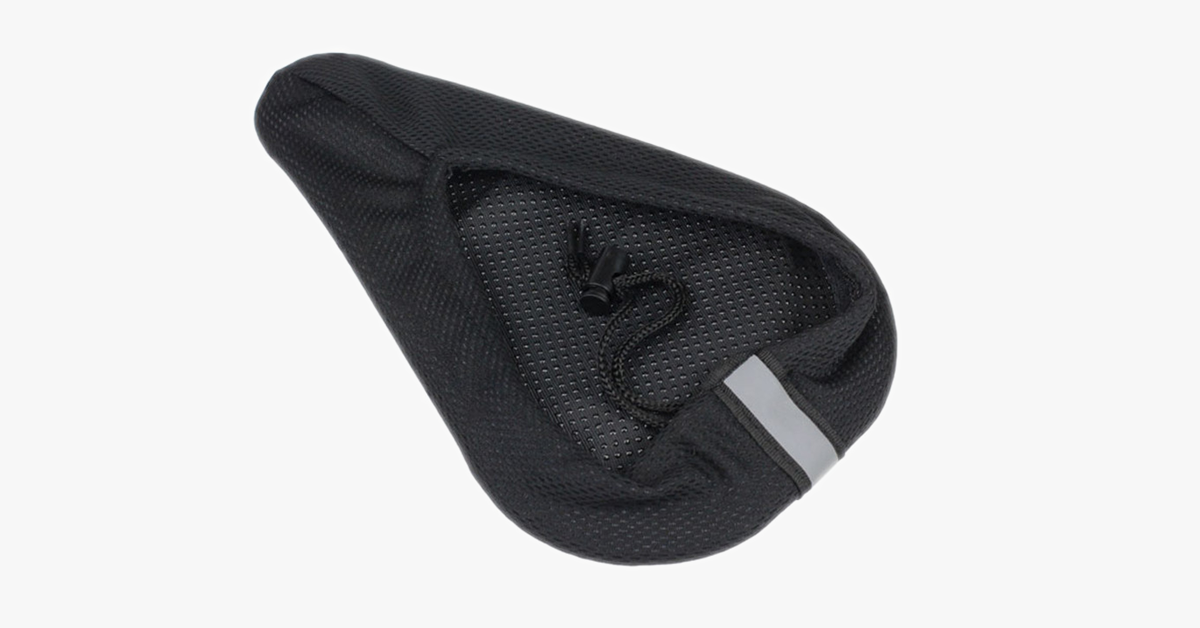 Silicone Bike Gel Seat Pad