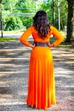 Orange You Happy - 5 Sisters Luxe