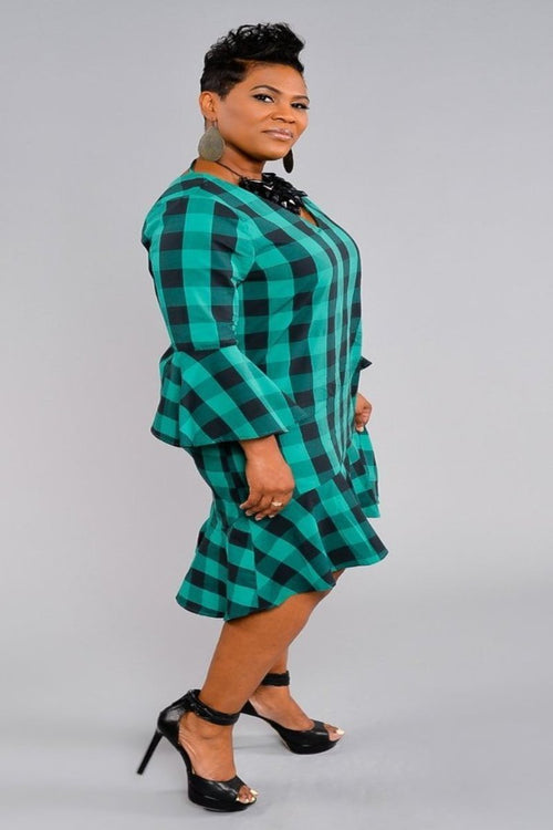 Plaid About It - 5 Sisters Luxe