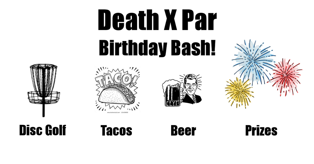 Disc Golf, Tacos & Beer!