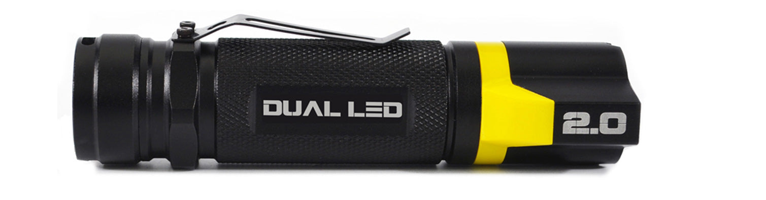 The Striker DUAL LED 2.0