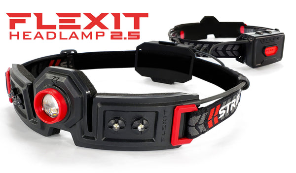 FLEXIT Flexible Headlamp with CREE spotlight