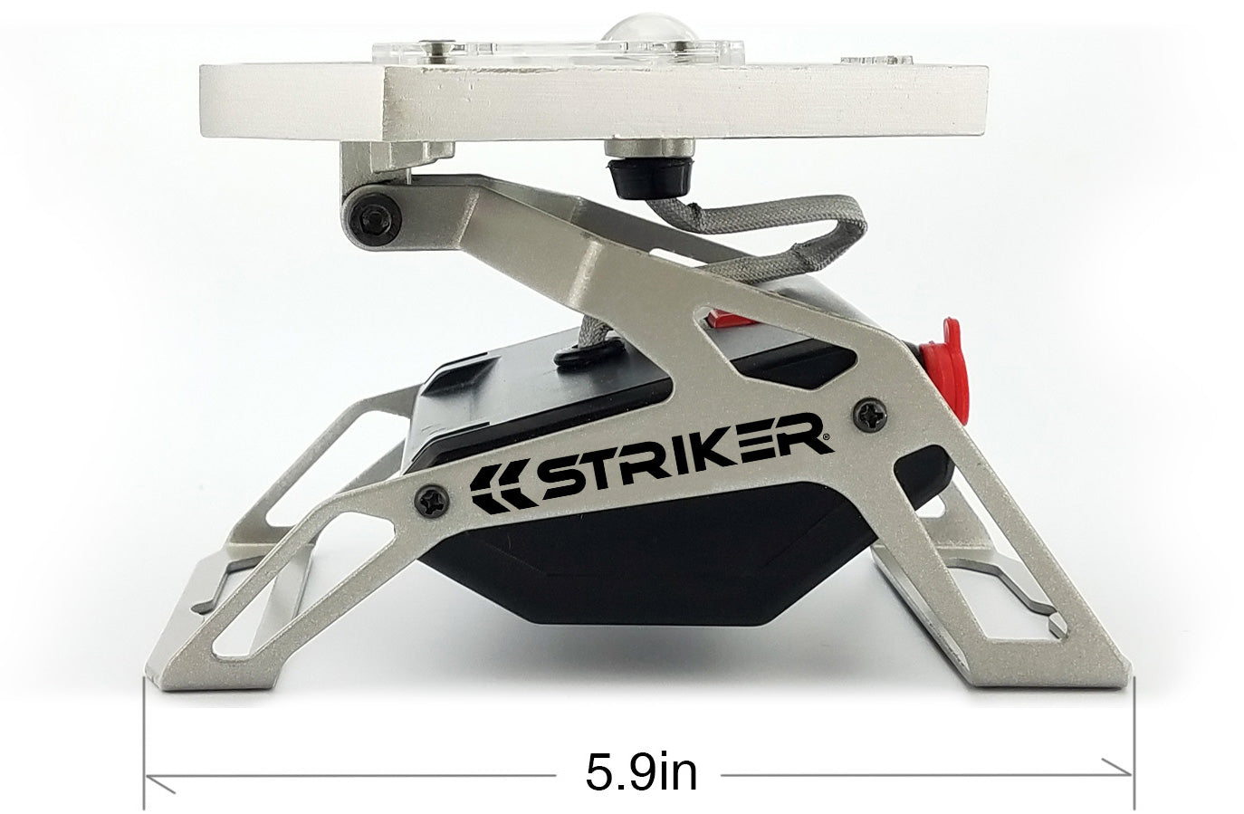 Striker ROVER dimensions