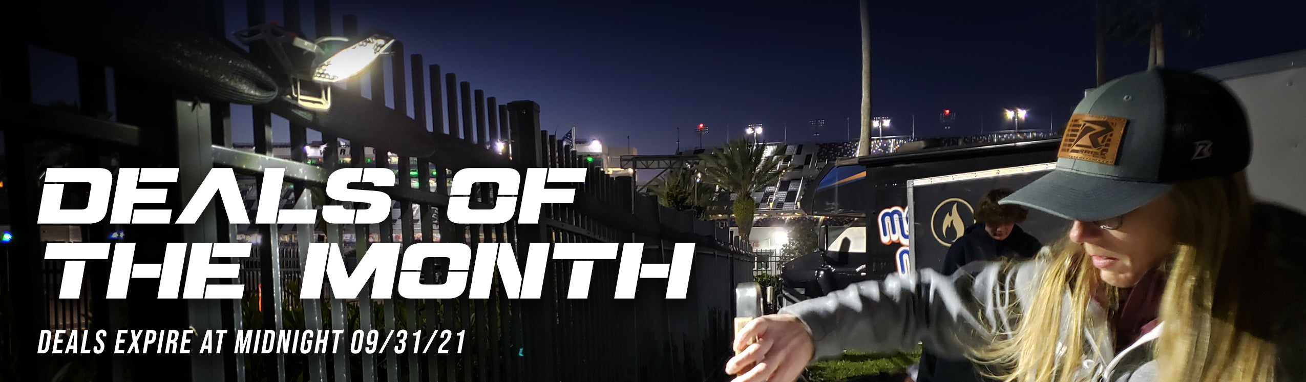 Deals of the Month Banner